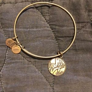 "Alex and Ani ""sister"" bracelet"